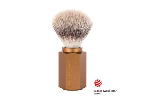MÜHLE Scheerkwast Silvertip Fibre® - Bronze