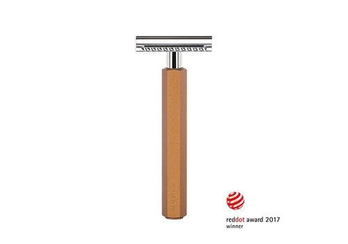 MÜHLE Safety Razor - Bronze - Gesloten Kam