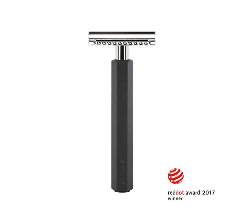 Safety Razor - Graphite - Gesloten Kam