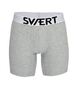 SVÆRT Boxer Briefs - grau/weiß