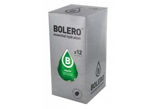 BOLERO Appel 12 stuks met Stevia