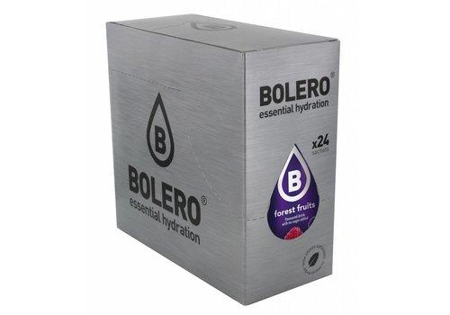 BOLERO Bosvruchten 24 stuks met Stevia