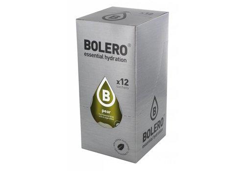 BOLERO Pear 12 sachets with Stevia