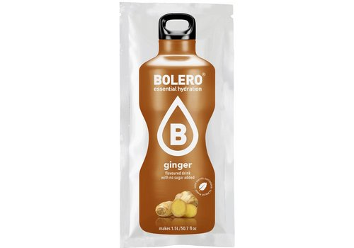 BOLERO Ginger with Stevia