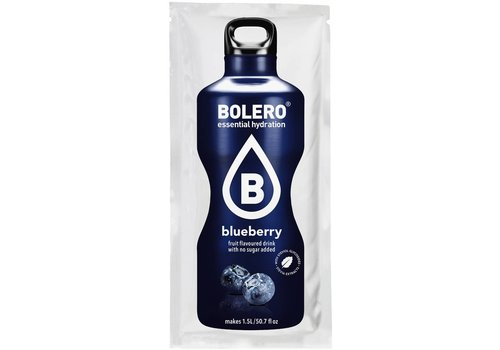 BOLERO Blueberry with Stevia