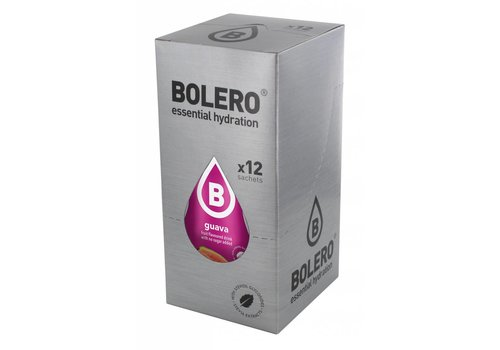 BOLERO Guave 12 stuks met Stevia