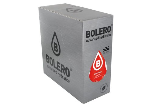 BOLERO Acerola 24 stuks met Stevia