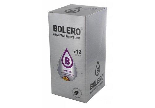 BOLERO ICE TEA Passion Fruit 12 sachets with Stevia