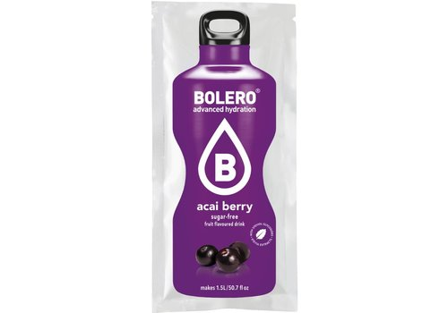 BOLERO Açai Berry with Stevia