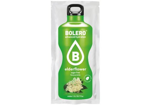 BOLERO Elderflower with Stevia