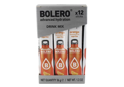 BOLERO Sticks - Orange