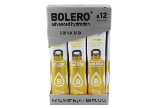 BOLERO Sticks - Lemon