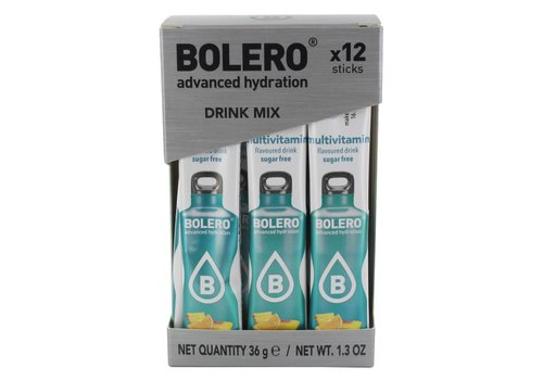 BOLERO Sticks - Multivitamin
