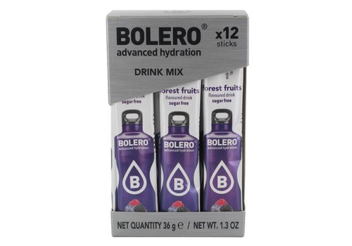 BOLERO Sticks - Forest Fruit