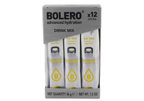 BOLERO Sticks - ICE TEA Lemon