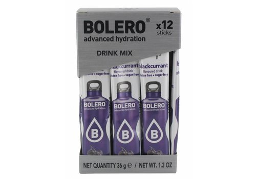 BOLERO Sticks - Blackcurrant