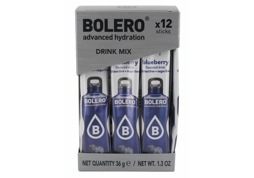 BOLERO Sticks - Blueberry