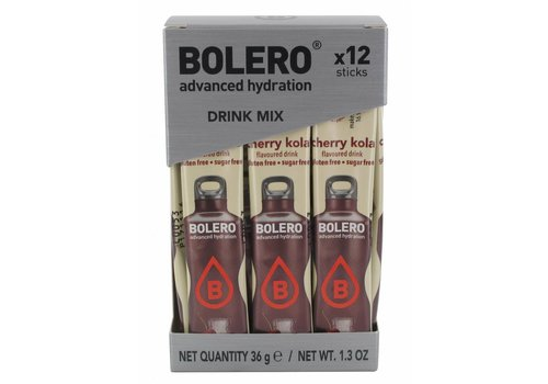 BOLERO Sticks - Cherry Kola