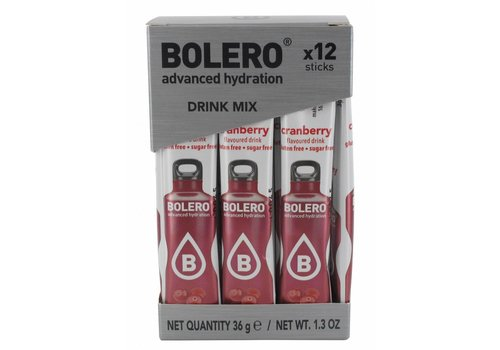 BOLERO Sticks - Cranberry