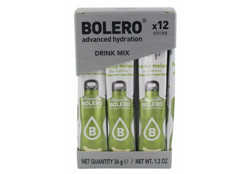 BOLERO Sticks - Honey Melon