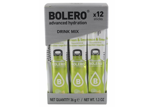 BOLERO Sticks - Lemon & Lime