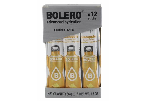 BOLERO Sticks - Pineapple