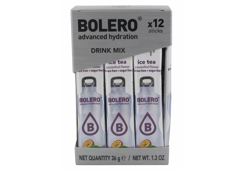 BOLERO Sticks - ICE TEA Passion Fruit