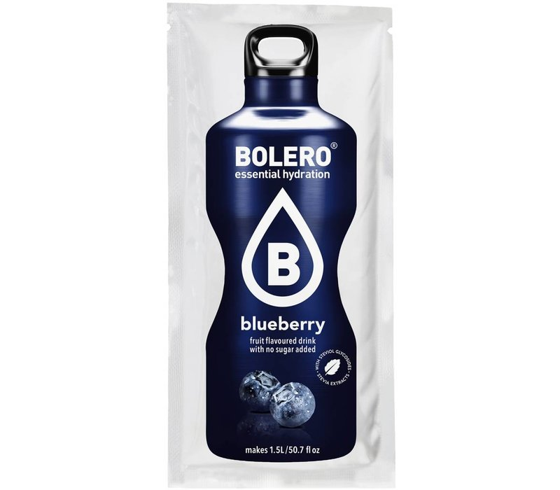 Blueberry with Stevia