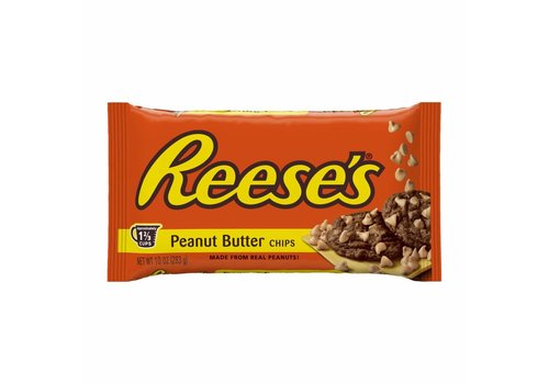 REESE'S REESES PEANUT BUTTER BAKING CHIPS 10oz (283g)