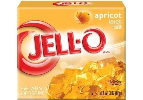 JELL-O APRICOT GELATIN 3oz (85g)