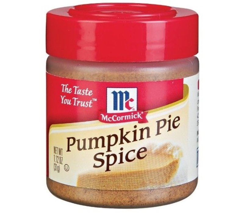 PUMPKIN PIE SPICES MIX 1.12oz (31g)