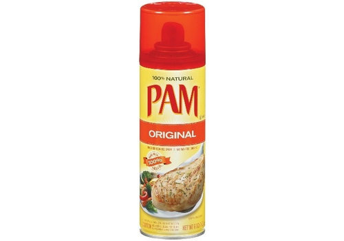PAM ORIGINAL VEGETABLE SPRAY 6oz (170g)