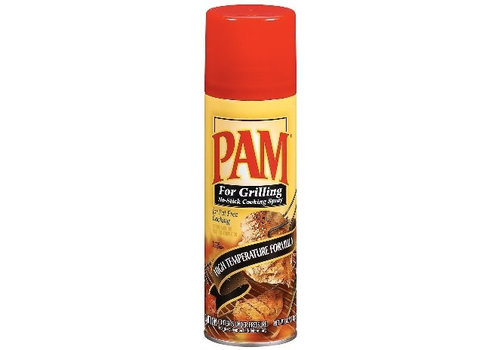 PAM SPRAY FOR GRILLING 5oz (141g)