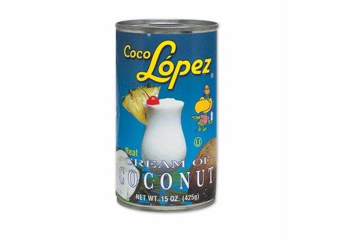 COCO LOPEZ CREAM OF COCONUT 15oz (425g)