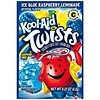 KOOL-AID BLUE RASPBERRY LEMONADE UNSWEETENED DRINK MIX 2QT