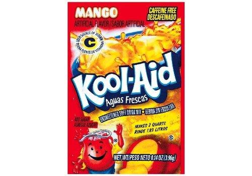 KOOL-AID MANGO UNSWEETENED DRINK MIX 2QT