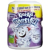 KOOL-AID INVISIBLE GRAPE CANISTER 19oz (538g)