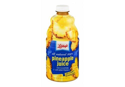 LIBBY'S PINEAPPLE JUICE 64oz (1.89L)
