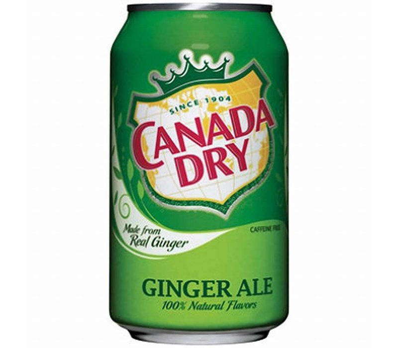 GINGER ALE 12 oz