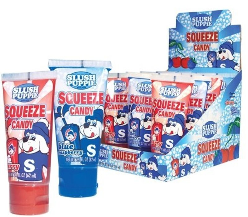 SQUEEZE CANDY 2.1oz (62ml)