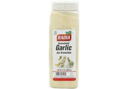 BADIA GARLIC GRANULATED 1.5 LB (680g)