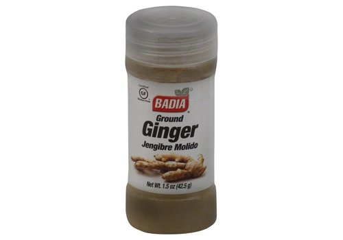 BADIA GINGER GROUND 1.5oz (42g)