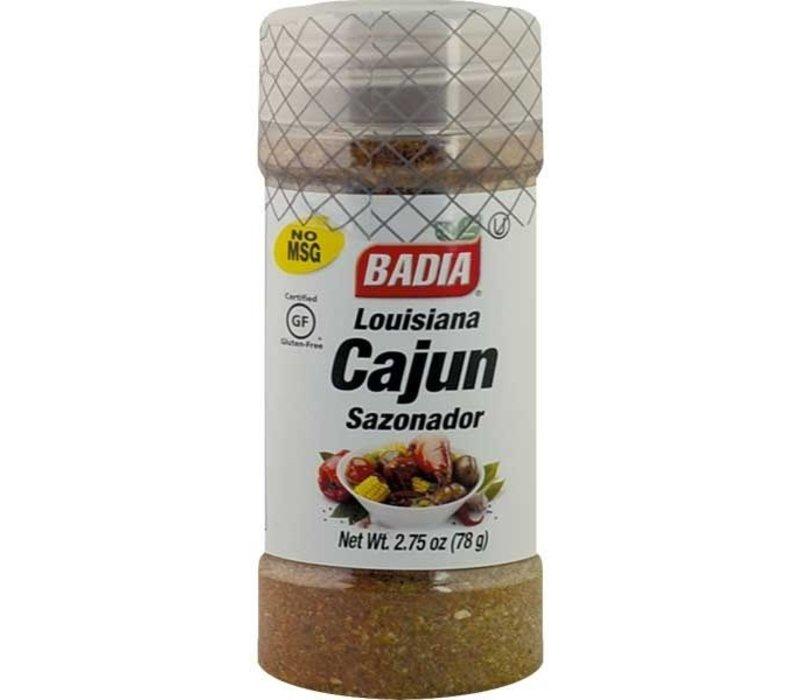 LOUISIANA CAJUN SEASONING 2.75oz (78g)