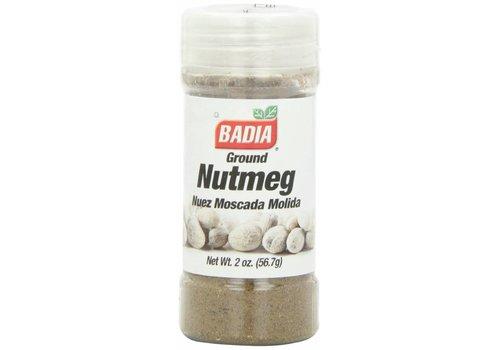 BADIA NUTMEG GROUND 2oz (56g)