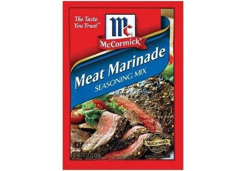 McCORMICK MEAT MARINADE MIX 1.12oz (31g)