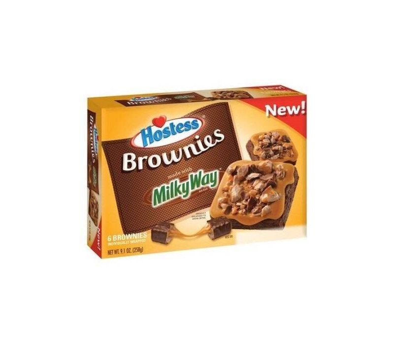 BROWNIES WITH MILKY WAY 9.1oz (258g)