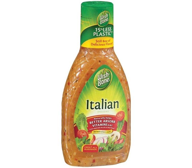 ITALIAN SALAD DRESSING 8oz (237ml)