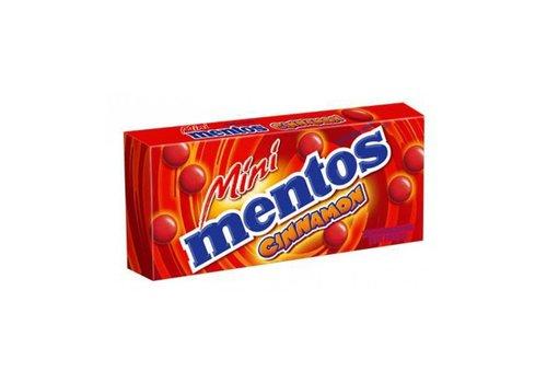 MENTOS CINNAMON THEATER BOX 2.82oz (80g)