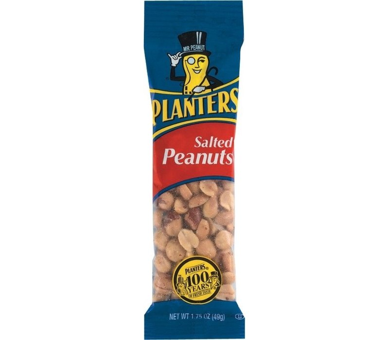 SALTED PEANUTS 1.75oz (49g)