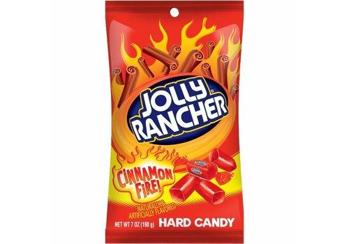 JOLLY RANCHER CINNAMON FIRE BAG 7oz (198g)